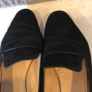 J. Crew Shoes - JCrew suede flats- currently on JCrew website!